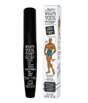 theBalm Maskara what\'s Your Type- Body Builder Mascara (TB-MASCARA3)