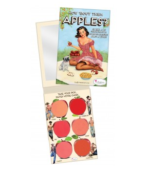 theBalm Paleta róży How Bout Them Apples - TB-PALETTE11