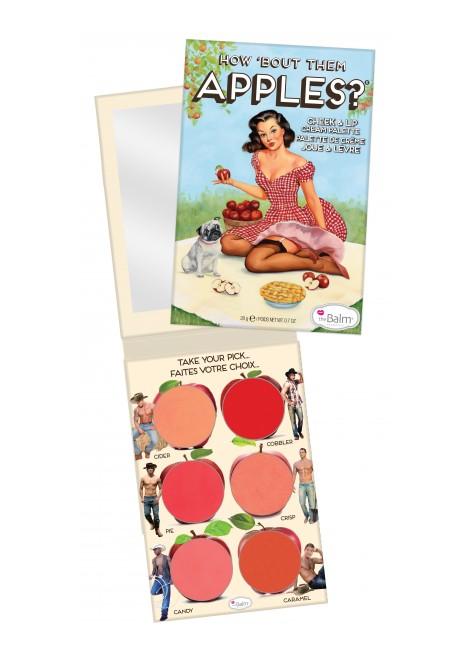 theBalm Paleta róży How Bout Them Apples