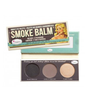 theBalm Paleta cieni  Smoke Balm 1 (TB-PALETTE12)