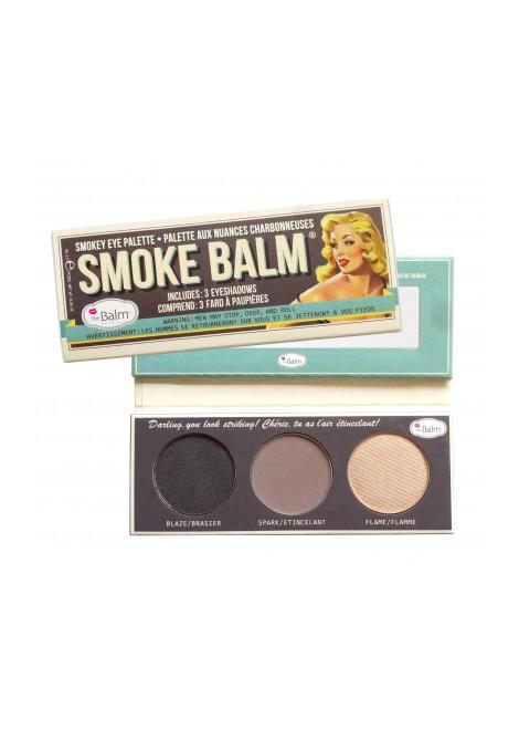 theBalm Paleta cieni  Smoke Balm 1