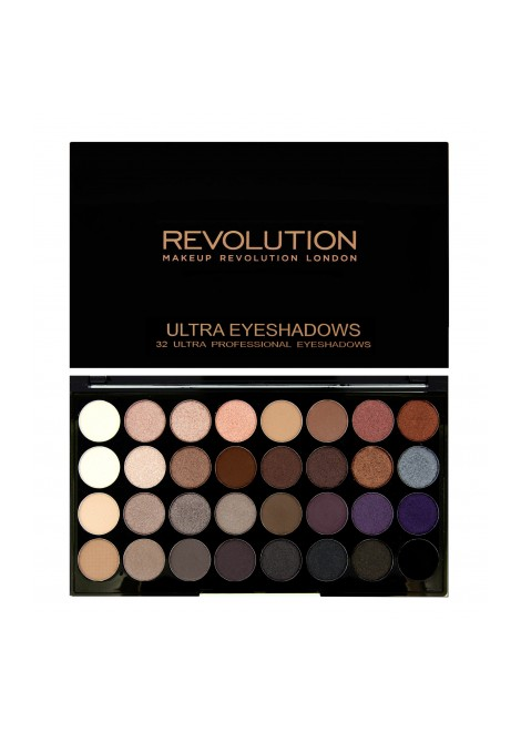 Makeup Revolution Paleta cieni 32 Affirmation