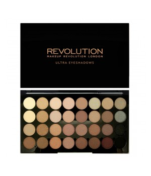 Makeup Revolution Paleta cieni 32 Beyond Flawless (MUR-32BF)