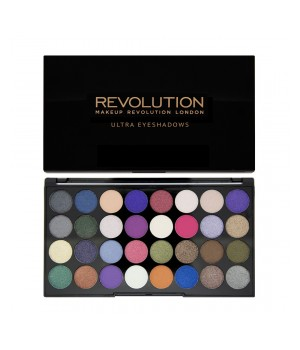 Makeup Revolution Paleta cieni 32 Eyes Like Angel (MUR-32ELA)