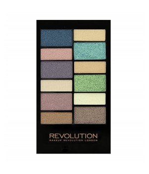 Makeup Revolution Paleta cieni Beach&Sufr (MUR-BS)
