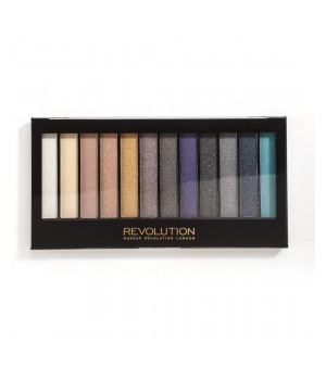 Makeup Revolution Paleta cieni Day to Night (MUR-DTN)