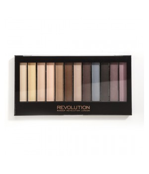 Makeup Revolution Paleta cieni Essential Mattes (MUR-EM)