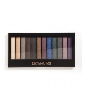 Makeup Revolution Paleta cieni Hot Smoked - MUR-HS