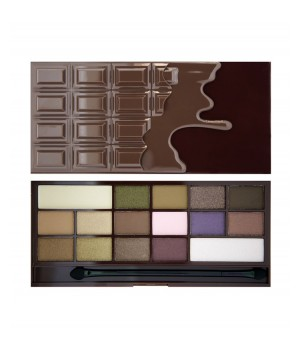 Makeup Revolution Paleta cieni I Heart Chocolate (MUR-IHC)