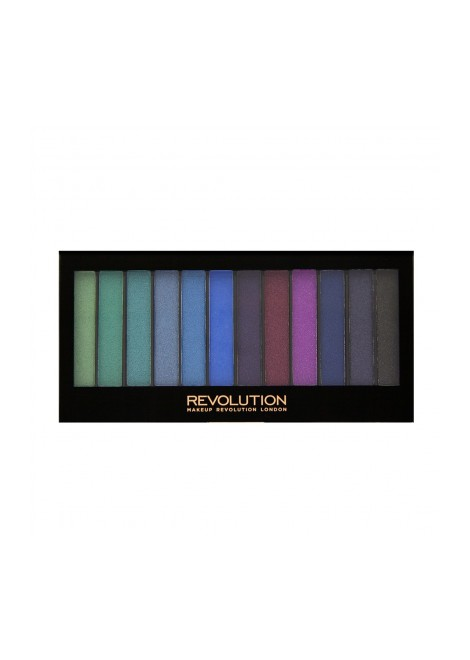 Makeup Revolution Paleta cieni Mermaids vs. Unicorns