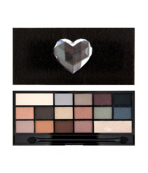 Makeup Revolution Paleta cieni Naked Underneath - MUR-NU