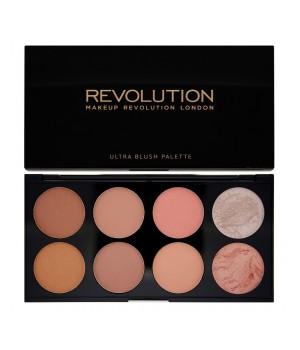 Makeup Revolution Paleta róży Hot Spice (MUR-RHS)