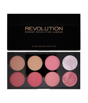 Makeup Revolution Paleta róży Sugar & Spice (MUR-RSS)