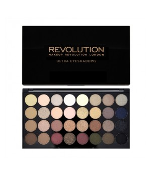 Makeup Revolution Paleta cieni 32 Flawless (MUR-32F)