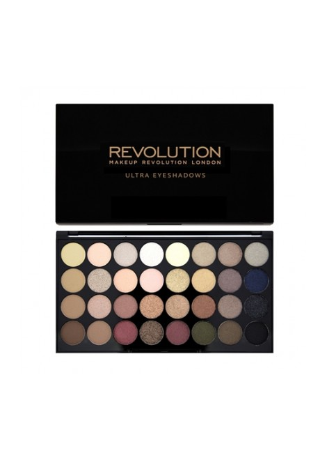 Makeup Revolution Paleta cieni 32 Flawless