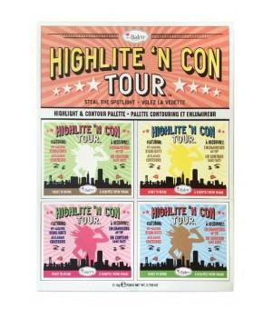 theBalm Highlite \'N Con Tour (TB-PALETTE23)