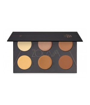 ZOEVA Cream Contour Spectrum Palette (Z-PC003)