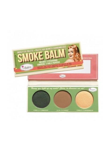 theBalm Paleta cieni  Smoke Balm 2
