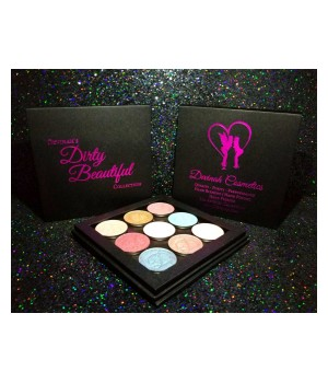 Devinah Cosmetics Paleta Dirty Beautiful Collection (DC-DBC)