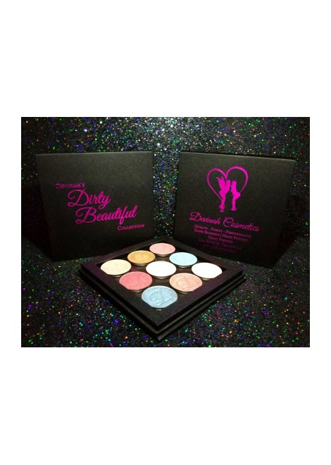Devinah Cosmetics Paleta Dirty Beautiful Collection