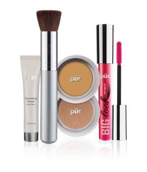 PUR Zestaw startowy Start Now 5-Piece Beauty-to-Go Collection (PUR-SN5PBGC)