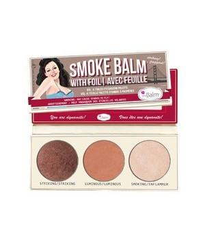 theBalm Paleta cieni Smoke Balm 3 (TB-PALETTE13A)