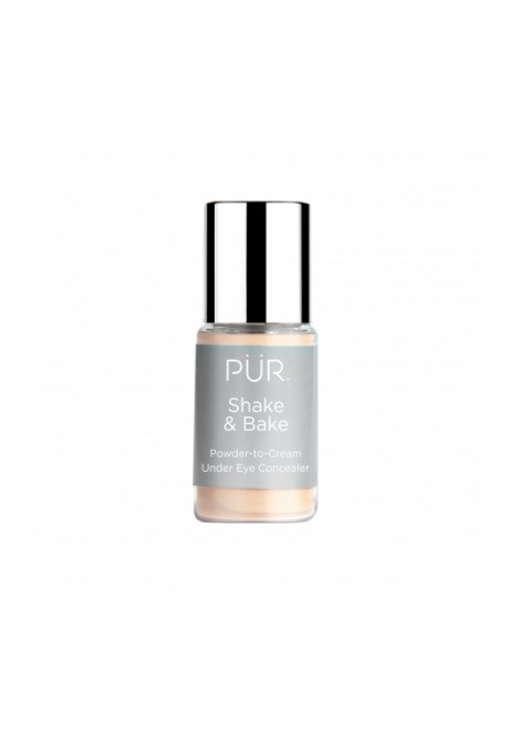 PUR Kremowy korektor pod oczy Shake & Bake Powder-to-Cream Under Eye Concealer