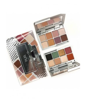 Zestaw paletek cieni On-the-Go Eyeshadow Palette (PUR-OTGEP)