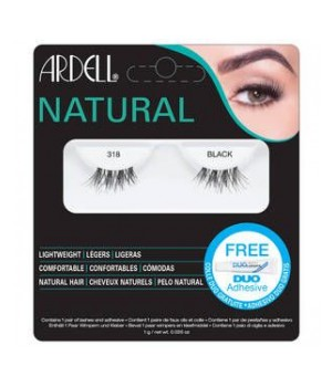 ARDELL NATURAL 318 BLACK (A-N318BP)