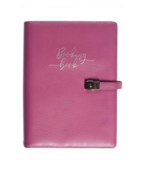 BOOKING BOOK Kalendarz 2019 Różowy (VSL-BBP)