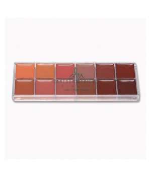 Danessa Myricks Beauty Luxe Cream Palette (DMB-LCP)