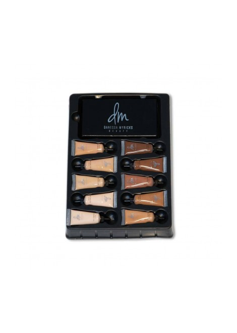 Danessa Myricks Beauty Vision Cream Cover Palette Kit Neutral