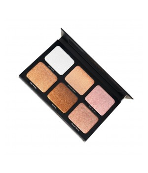 Danessa MyRicks Beauty Light Work Palette Paleta rozświetlaczy - DMB-LWP