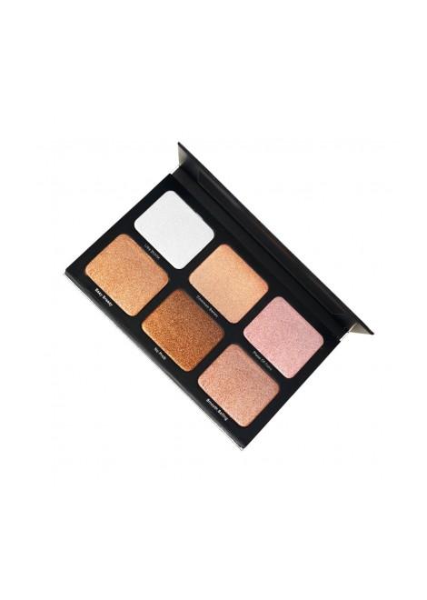 Danessa MyRicks Beauty Light Work Palette Paleta rozświetlaczy
