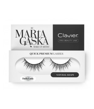 Clavier Rzęsy na Pasku Quick Premium Lashes by Marta Gąska – model DAILY LADY (813) - CL-QL813