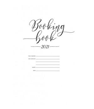 BOOKING BOOK Kalendarz 2021 WKŁAD (VSL-BBW20)